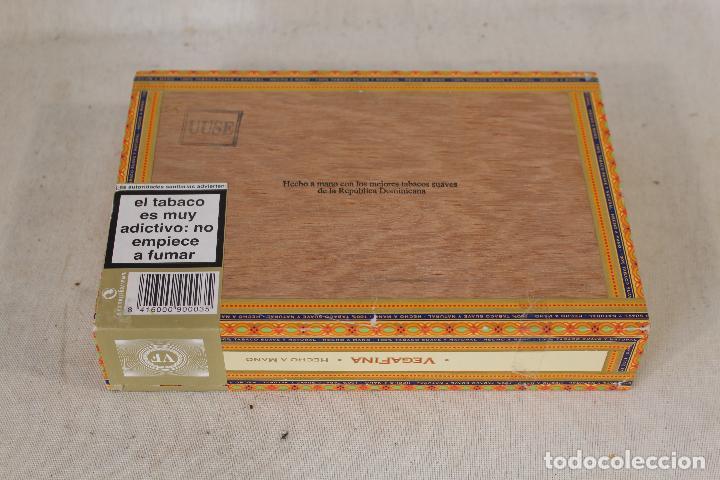 Cajas de Puros: caja de puros vega fina - república dominicana - Foto 3 - 85850272