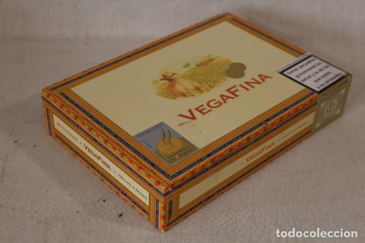 Cajas de Puros: caja de puros vega fina - república dominicana - Foto 4 - 85850272