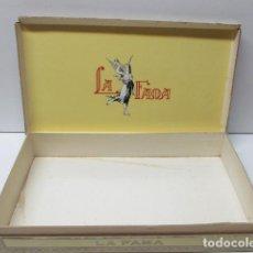 Cajas de Puros: CAJA DE PUROS VACÍLLA - LA FAMA Nº 2. Lote 86244912