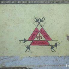 Cajas de Puros: CAJA PUROS MONTECRISTO. Lote 86343012