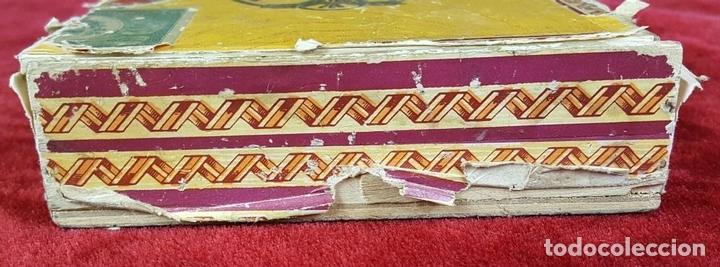 Cajas de Puros: LOTE DE 3 CAJAS DE PUROS EN MADERA. LA HABANA. CUBA. PRINCIPOS SIGLO XX. - Foto 15 - 86368416