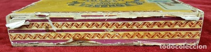 Cajas de Puros: LOTE DE 3 CAJAS DE PUROS EN MADERA. LA HABANA. CUBA. PRINCIPOS SIGLO XX. - Foto 17 - 86368416