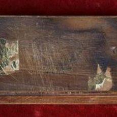 Cajas de Puros: LOTE DE 3 CAJAS DE PUROS EN MADERA. LA HABANA. CUBA. PRINCIPOS SIGLO XX.. Lote 86368416