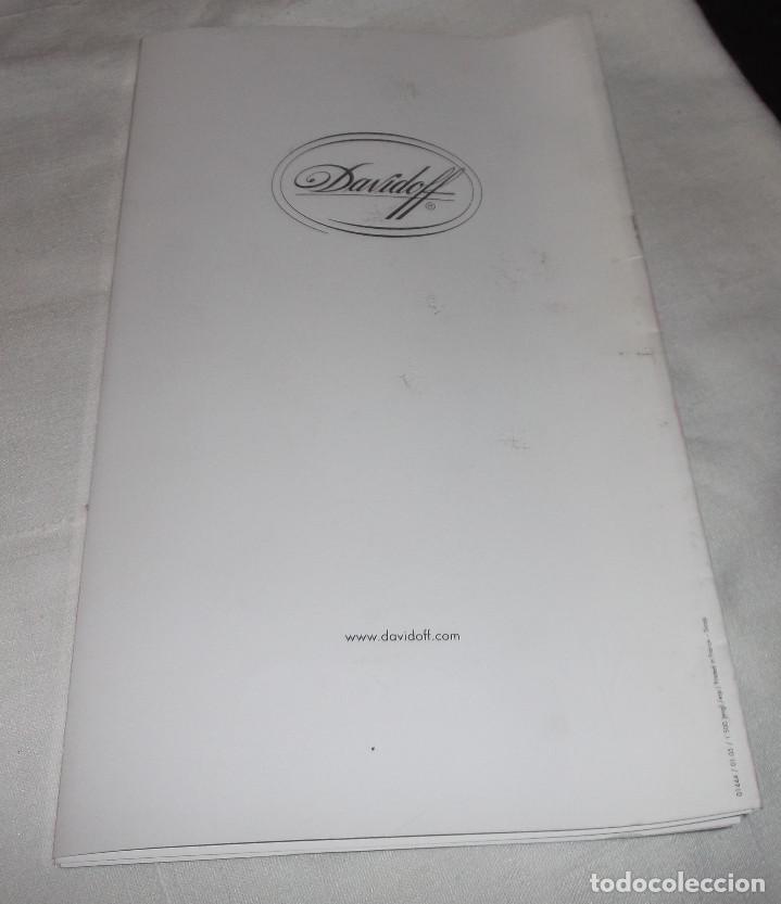 CATALOGO DE PUROS DAVIDOFF (Coleccionismo - Objetos para Fumar - Cajas de Puros)