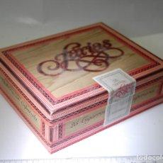 Cajas de Puros: CAJA ANTIGUA DE PUROS FARIAS VACÍA. Lote 90112560
