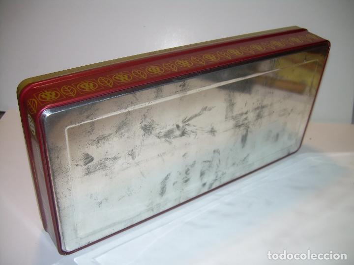 Cajas de Puros: CAJA METALICA LITOGRAFIADA LLENA CON DE 25 PUROS..WILLEM II. - Foto 5 - 90760745