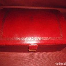 Cajas de Puros: MAGNIFICA CAJA ANTIGUA OSBORNE PARA PUROS . Lote 92225645