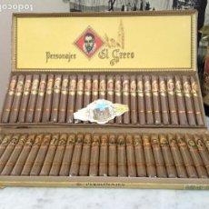 Cajas de Puros: CIGARROS CAPOTE - CANARIAS.. Lote 99738932