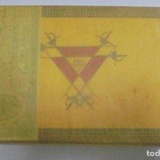 Cajas de Puros: CAJA DE PUROS. MONTECRISTO. Nº 4. AÑO 1980. CERRADA. VER FOTOS. PERFECTO ESTADO. Lote 103955474