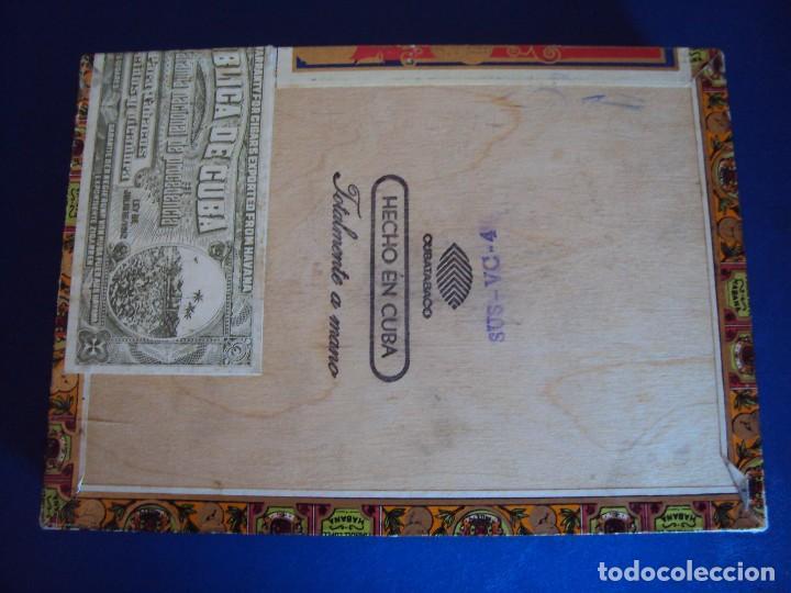 Cajas de Puros: (TA-170901)CAJA PUROS MANUEL LOPEZ - PUCH - HABANA - CUBA - Foto 7 - 97771787