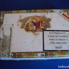 Cajas de Puros: (TA-170902)CAJA DE PUROS ROMEO Y JULIETA - HABANA - CUBA. Lote 97772527