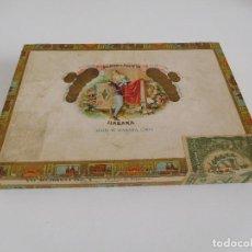Cajas de Puros: CAJA ANTIGUA DE PUROS HABANOS ROMEO Y JULIETA. Lote 97795495