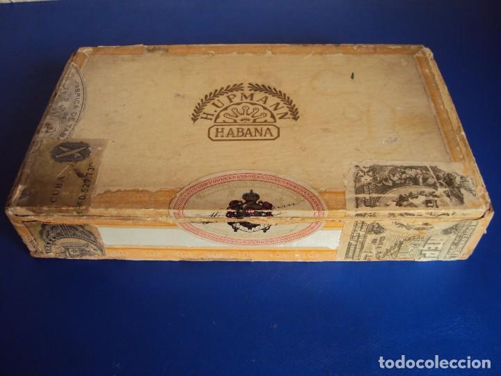 (TA-170908) CAJA DE PUROS H.UPMANN - HABANA - CUBA (Coleccionismo - Objetos para Fumar - Cajas de Puros)