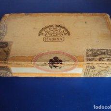 Cajas de Puros: (TA-170908) CAJA DE PUROS H.UPMANN - HABANA - CUBA. Lote 98116947