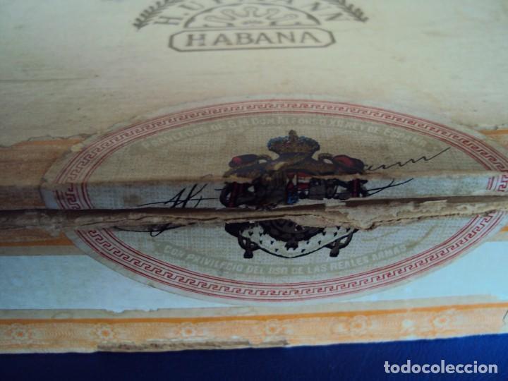 Cajas de Puros: (TA-170908) CAJA DE PUROS H.UPMANN - HABANA - CUBA - Foto 3 - 98116947