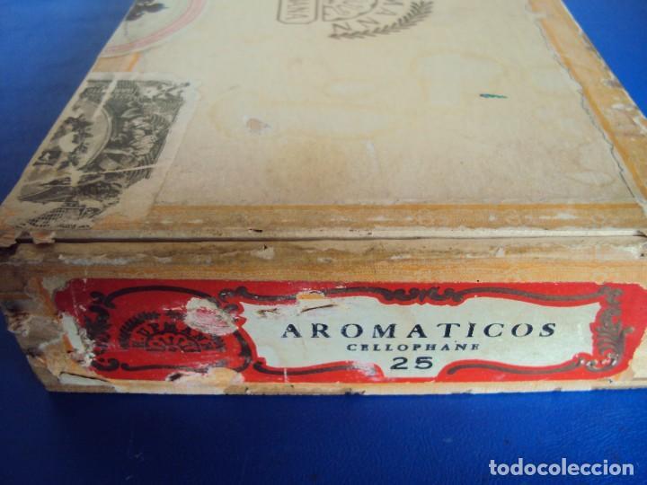 Cajas de Puros: (TA-170908) CAJA DE PUROS H.UPMANN - HABANA - CUBA - Foto 7 - 98116947