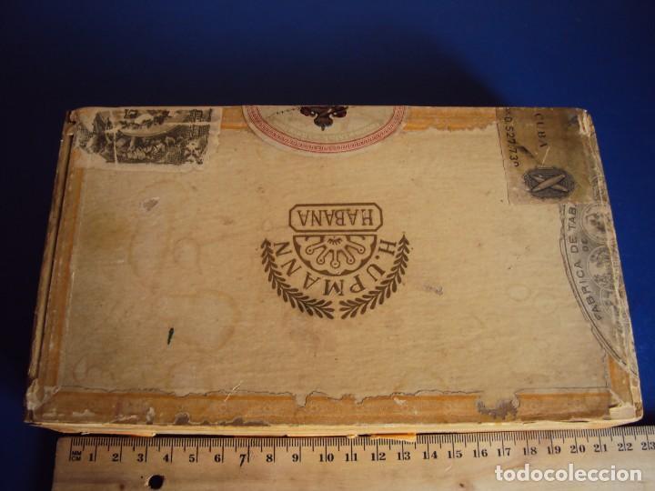 Cajas de Puros: (TA-170908) CAJA DE PUROS H.UPMANN - HABANA - CUBA - Foto 8 - 98116947