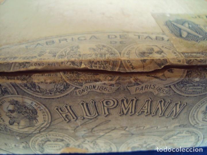 Cajas de Puros: (TA-170908) CAJA DE PUROS H.UPMANN - HABANA - CUBA - Foto 10 - 98116947