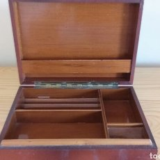 Cajas de Puros: CAJA DE PUROS Y CIGARRILLOS . Lote 98154763