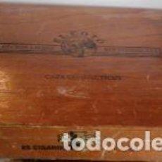 Cajas de Puros: CAJA DE PUROS MADERA EL COTO, REPÚBLICA DOMINICANA.. Lote 99158267