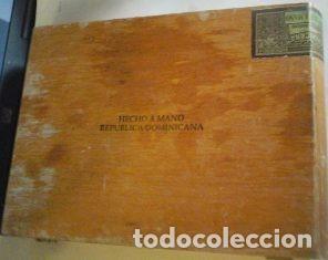 Cajas de Puros: Caja de puros madera El Coto, República Dominicana. - Foto 3 - 99158267