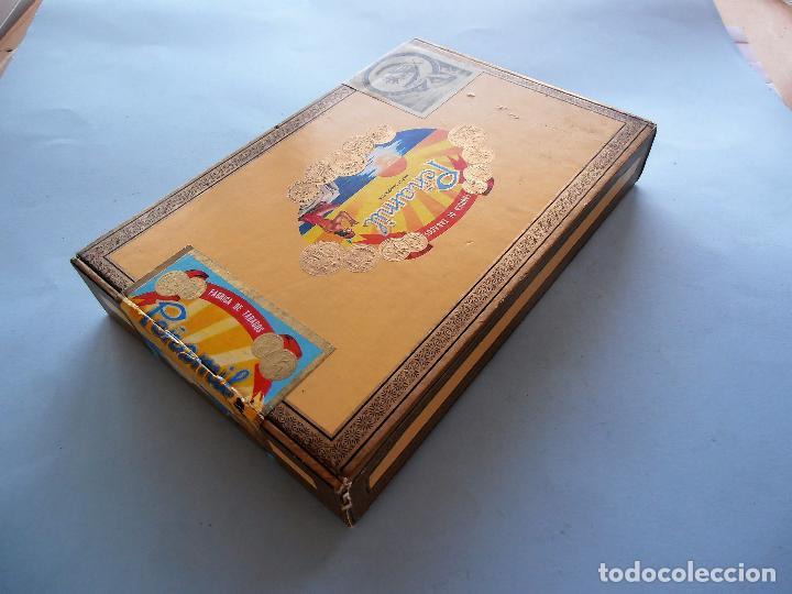 Cajas de Puros: CAJAS PUROS CANARIOS VACIAS. MONTECRUZ Y 3 DE PEÑAMIL #FV-R - Foto 7 - 99224351