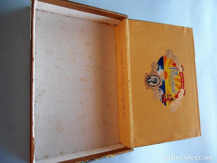 Cajas de Puros: CAJAS PUROS CANARIOS VACIAS. MONTECRUZ Y 3 DE PEÑAMIL #FV-R - Foto 8 - 99224351