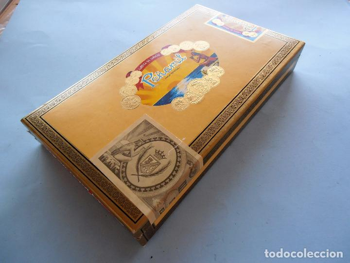Cajas de Puros: CAJAS PUROS CANARIOS VACIAS. MONTECRUZ Y 3 DE PEÑAMIL #FV-R - Foto 10 - 99224351