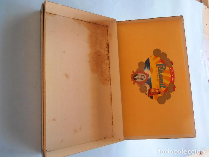 Cajas de Puros: CAJAS PUROS CANARIOS VACIAS. MONTECRUZ Y 3 DE PEÑAMIL #FV-R - Foto 12 - 99224351