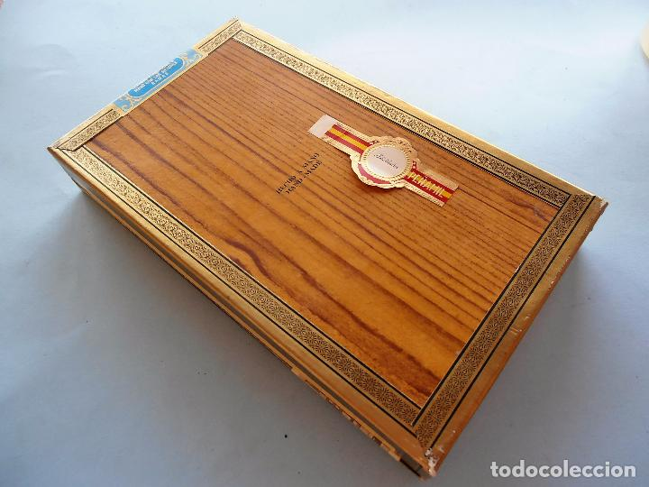 Cajas de Puros: CAJAS PUROS CANARIOS VACIAS. MONTECRUZ Y 3 DE PEÑAMIL #FV-R - Foto 13 - 99224351