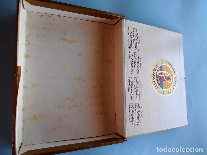 Cajas de Puros: CAJAS PUROS CANARIOS VACIAS. MONTECRUZ Y 3 DE PEÑAMIL #FV-R - Foto 16 - 99224351