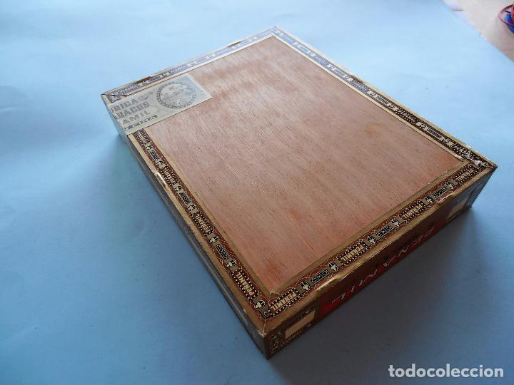 Cajas de Puros: CAJAS PUROS CANARIOS VACIAS. MONTECRUZ Y 3 DE PEÑAMIL #FV-R - Foto 17 - 99224351