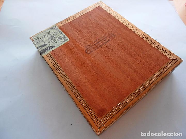 Cajas de Puros: CAJAS PUROS CANARIOS VACIAS. MONTECRUZ Y 3 DE PEÑAMIL #FV-R - Foto 18 - 99224351