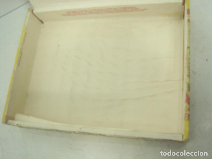 Cajas de Puros: ANTIGUA CAJA DE PUROS MADERA -POR LARRAÑAGA MARCA INDEPENDIENTE- 25 CUBANOS N.I-VUELTA ABAJO TABACO - Foto 7 - 99464883