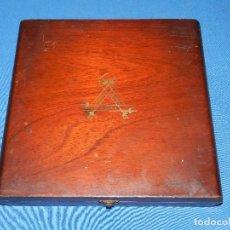 Cajas de Puros: (M) CAJA VACIA DE PUROS MONTE CRISTO HABANA MONTECRISTO A ., SEÑALES DE USO. Lote 99672015