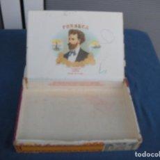 Cajas de Puros: CAJA DE PUROS HABANOS FONSECA, COSACOS.. Lote 100653671