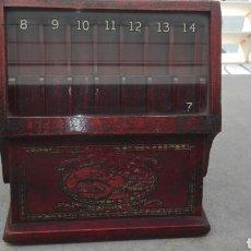 Cajas de Puros: CAJA DE PUROS - PURERA TIPO EXPOSITOR. Lote 101132618