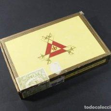 Cajas de Puros: ANTIGUA CAJA DE PUROS DE MADERA MONTECRISTO Nº 4 . Lote 102379963