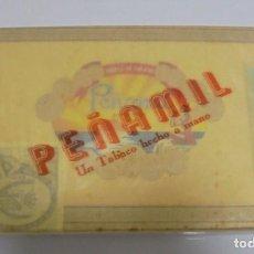 Cajas de Puros: CAJA DE PUROS. PEÑAMIL. 1974. PERFECTO ESTADO. 25 PEÑAMIL Nº 2. VER FOTOS. Lote 103271971