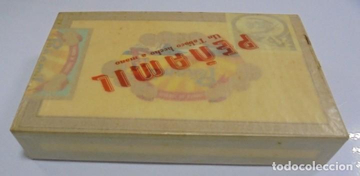Cajas de Puros: CAJA DE PUROS. PEÑAMIL. 1974. PERFECTO ESTADO. 25 PEÑAMIL Nº 2. VER FOTOS - Foto 3 - 103271971