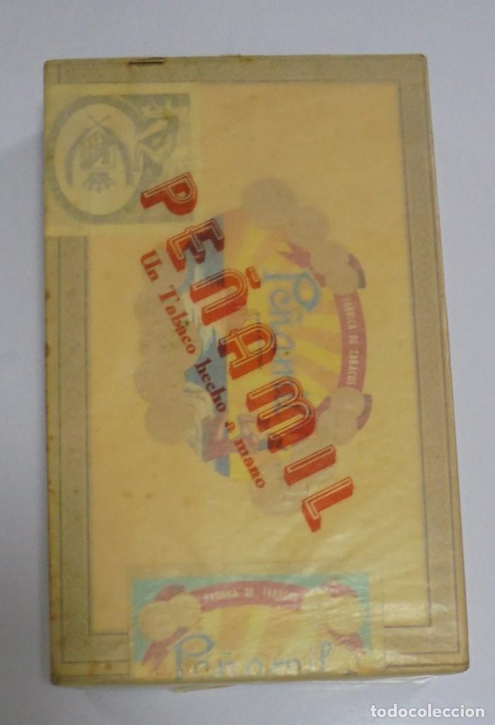 Cajas de Puros: CAJA DE PUROS. PEÑAMIL. 1974. PERFECTO ESTADO. 25 PEÑAMIL Nº 2. VER FOTOS - Foto 5 - 103271971