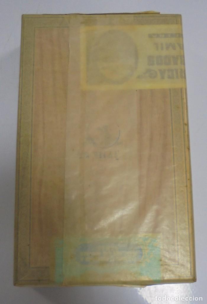 Cajas de Puros: CAJA DE PUROS. PEÑAMIL. 1974. PERFECTO ESTADO. 25 PEÑAMIL Nº 2. VER FOTOS - Foto 6 - 103271971