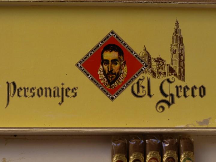 Cajas de Puros: CAJA PUROS PERSONAJES EL GRECO (INCOMPLETA) - Foto 6 - 103425335