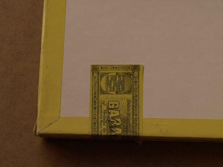 Cajas de Puros: CAJA PUROS PERSONAJES EL GRECO (INCOMPLETA) - Foto 9 - 103425335