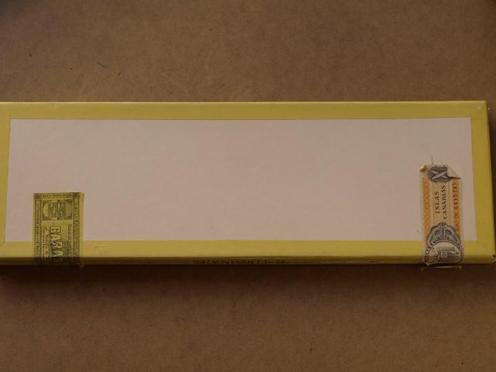 Cajas de Puros: CAJA PUROS PERSONAJES EL GRECO (INCOMPLETA) - Foto 11 - 103425335
