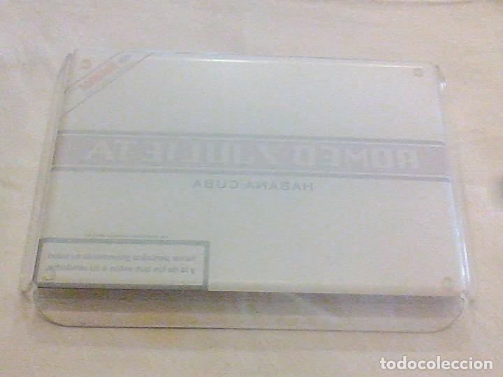 Cajas de Puros: ROMEO Y JULIETA HABANA CUBA BANDEJA METRAQUILATO EXPOSITORA PUROS HABANOS 28 X 20 X 3 CM - Foto 3 - 103572231