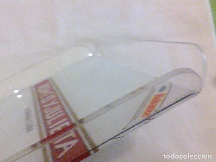 Cajas de Puros: ROMEO Y JULIETA HABANA CUBA BANDEJA METRAQUILATO EXPOSITORA PUROS HABANOS 28 X 20 X 3 CM - Foto 4 - 103572231