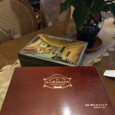 Cajas de Puros: CAJA PUROS SAN CRISTOBAL DE HABANA. Lote 105752267