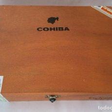 Cajas de Puros: CAJA DE PUROS COHIBA - ESPLENDIDOS CAJA VACIA . Lote 107539611