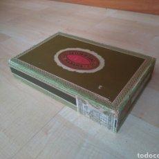 Cajas de Puros: CAJA VACIA DE PUROS LA FLOR DE CANO. Lote 108712382